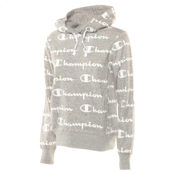 FELPA CON CAPPUCCIO DONNA CHAMPION HOODED SWEATSHIRT