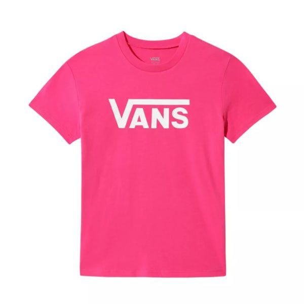 T-Shirt Vans Girl Flying V Crew Girls
