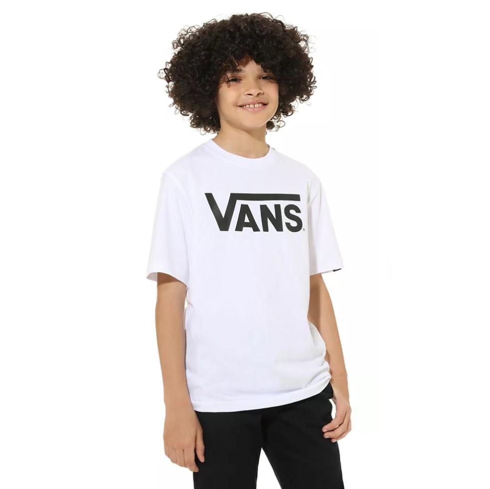 T-SHIRT MANICA CORTA BAMBINO VANS BOY VANS CLASSIC BOYS