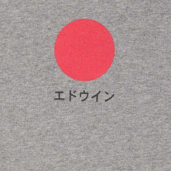 Felpa Edwin Japanese Sun Sweat