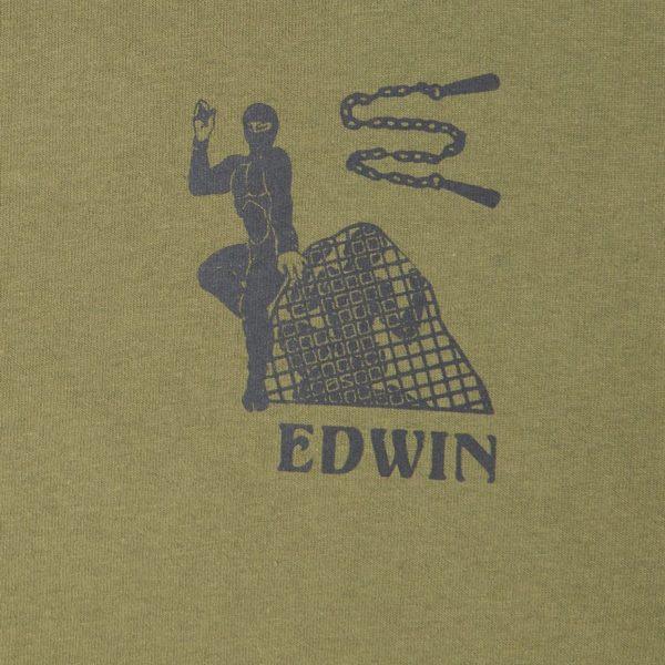 T-Shirt Edwin Shinobi Ts