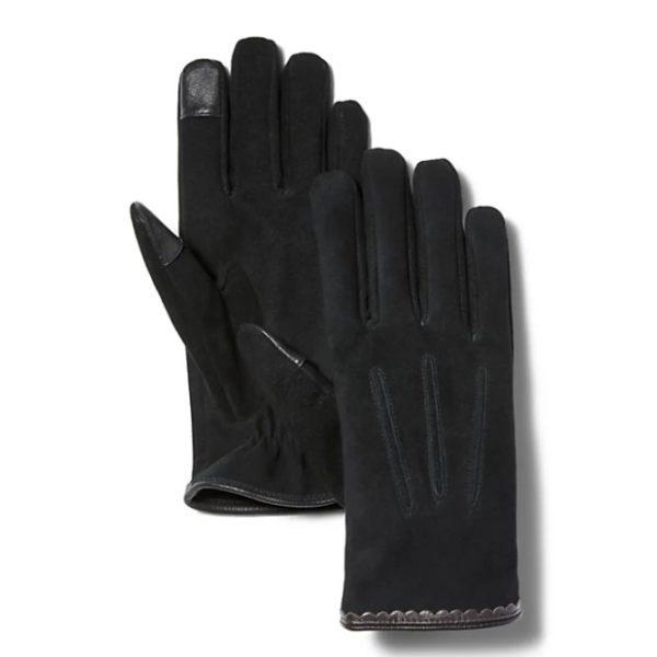 Guanti Timberland Nubuck Scallop Glove