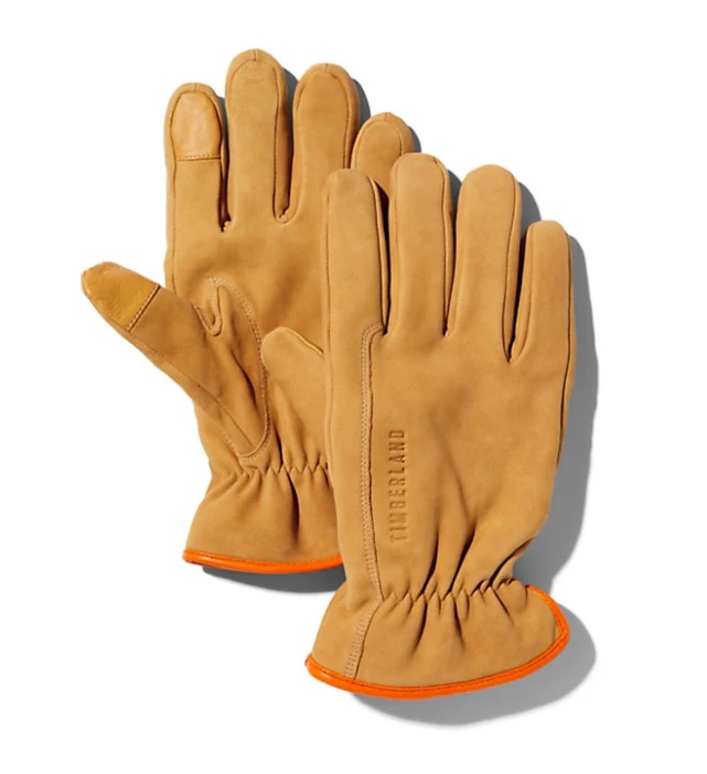 Guanti Timberland Workwear Inspired Nubuck Leather Glove
