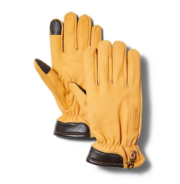 Guanti Timberland Nubuck Glove W Touch Tips