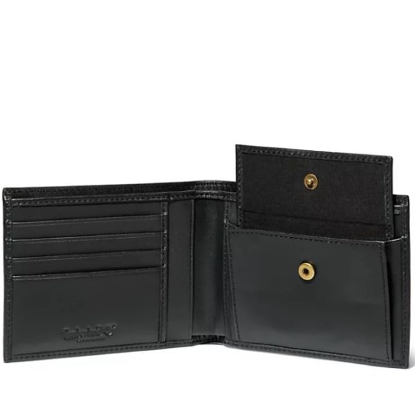 PORTAFOGLIO UOMO TIMBERLAND BIFOLD WALLET WITH COIN POCKET