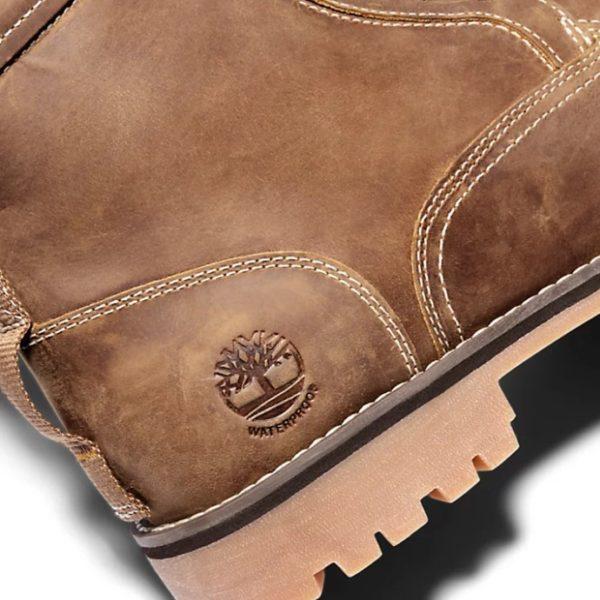 Scarponcino Timberland Rugged Wp II 6 In Plain Toe Boot