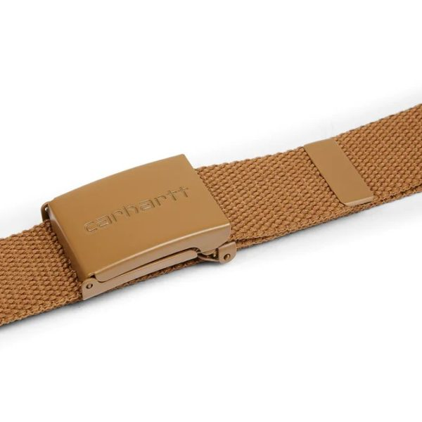 Cintura Carhartt Clip Belt Tonal