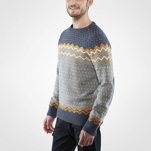 Maglione Fjallraven Ovik Knit Sweater Men