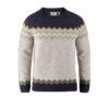 MAGLIONE GIROCOLLO UOMO FJALLRAVEN OVIK KNIT SWEATER MEN