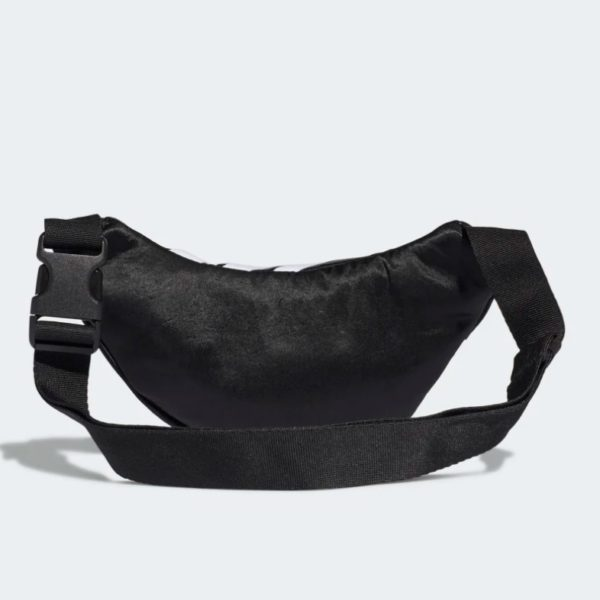 WAISTBAG NYLON BLACK