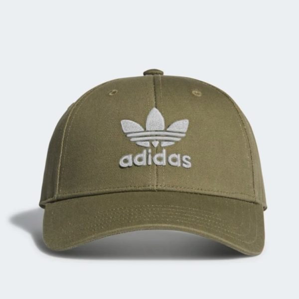 CAPPELLINO CURVED UNISEX ADIDAS BASEBALL CLASS TREFOIL