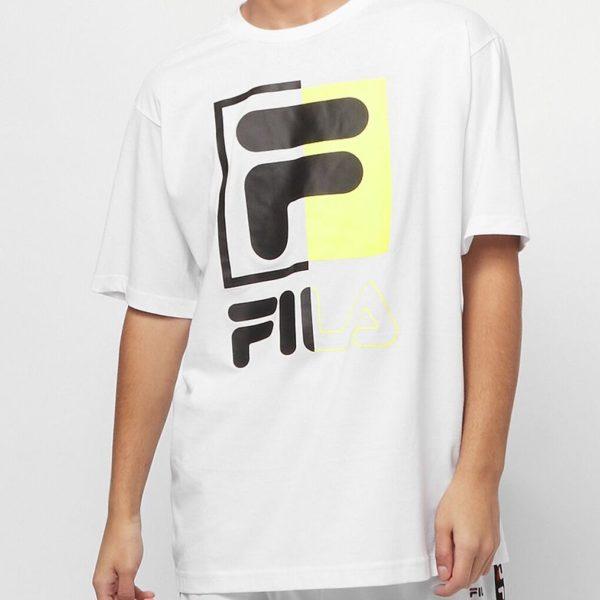 T-Shirt Fila Men Saku Tee