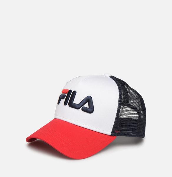 Cappellino Fila Trucker Cap Linear Logo