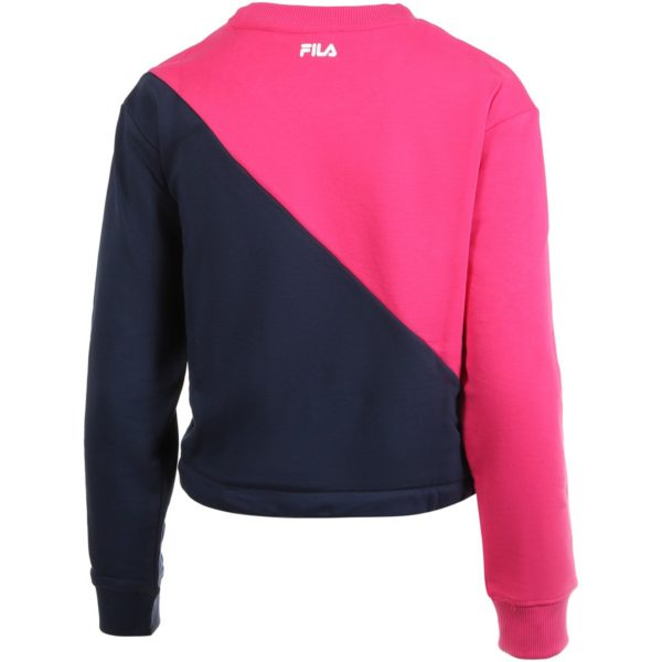 Felpa Fila Women Banji Cropped Sweat