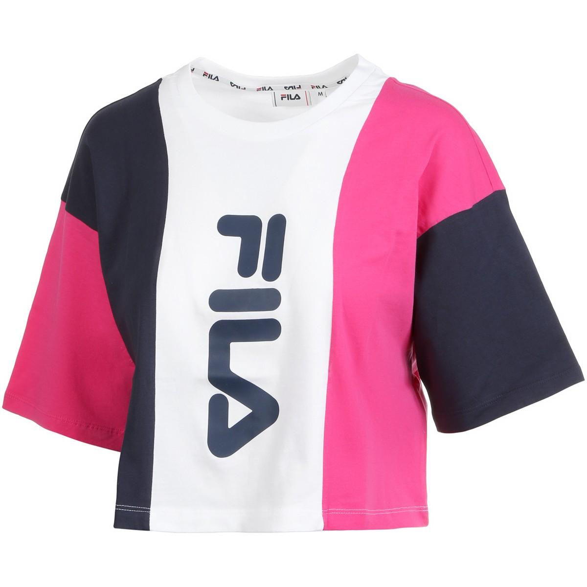 T-Shirt Fila Women Bai Cropped Tee