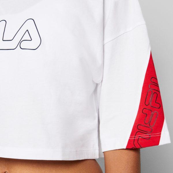 T-Shirt Fila Women Lavi Tee