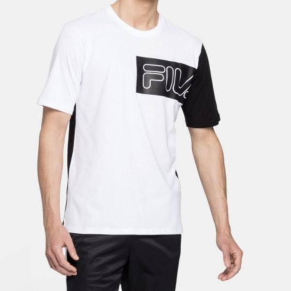 T-Shirt Fila Men Lazar Tee