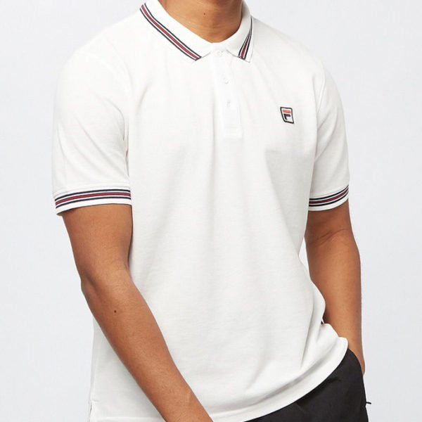 T-Shirt Fila Men Matcho 4 Polo Shirt