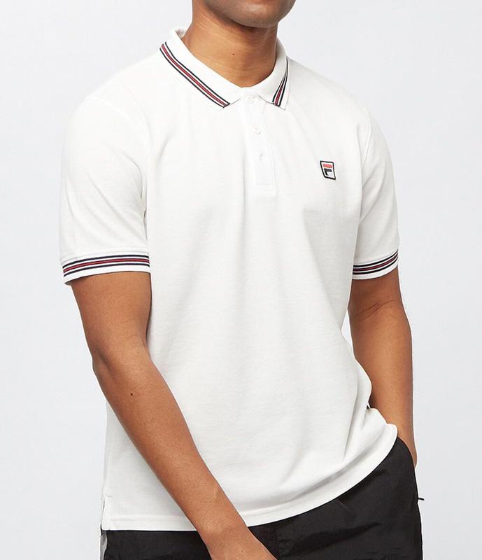 T-Shirt Fila Men Matcho 4 Polo Shirt