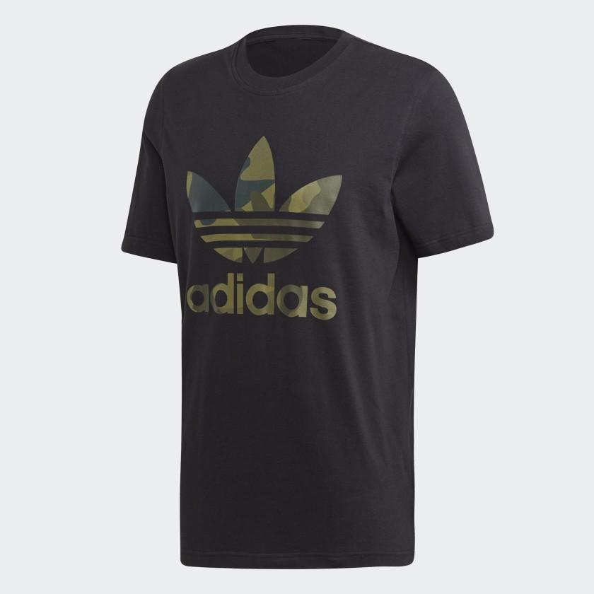 T-Shirt Adidas Camo Infill Tee