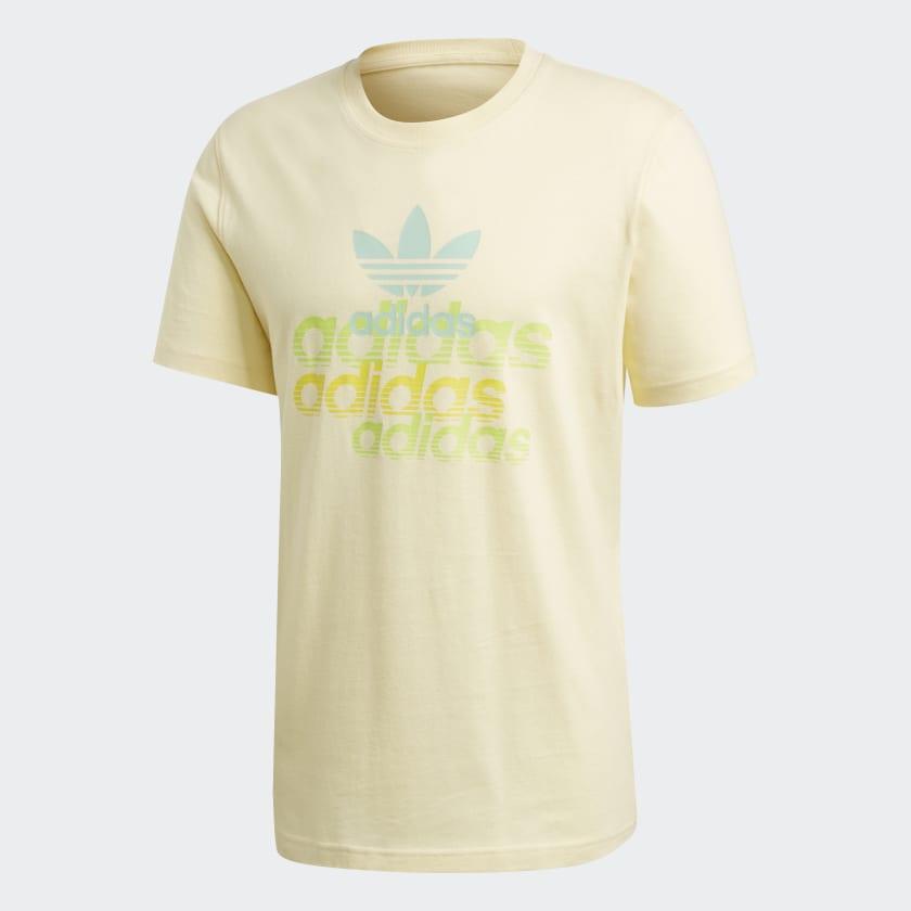 T-Shirt Adidas Shattered Logo