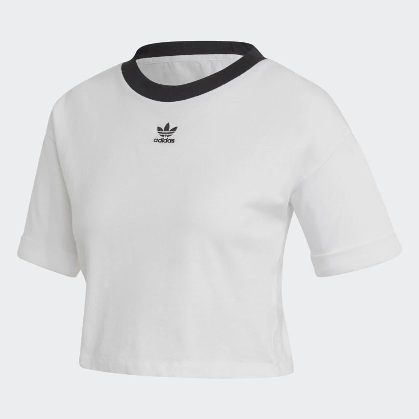 T-Shirt Adidas Crop Top