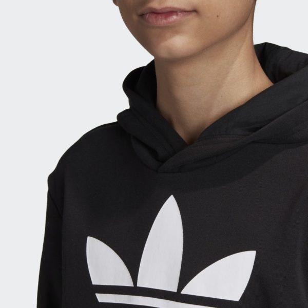 Felpa Adidas Trefoil Hoodie