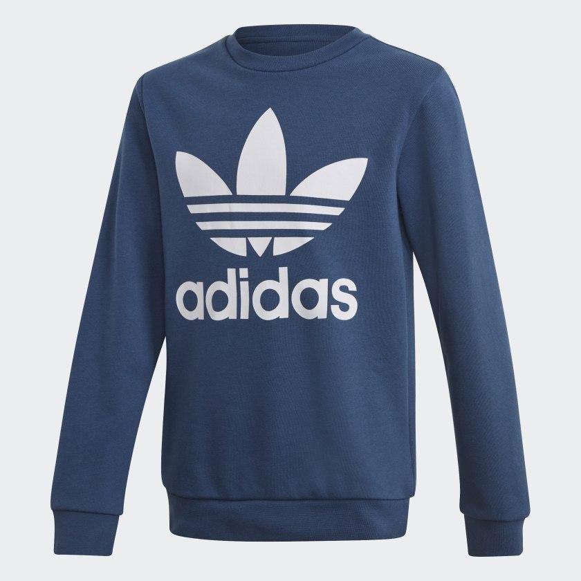Felpa Adidas Trefoil Crew