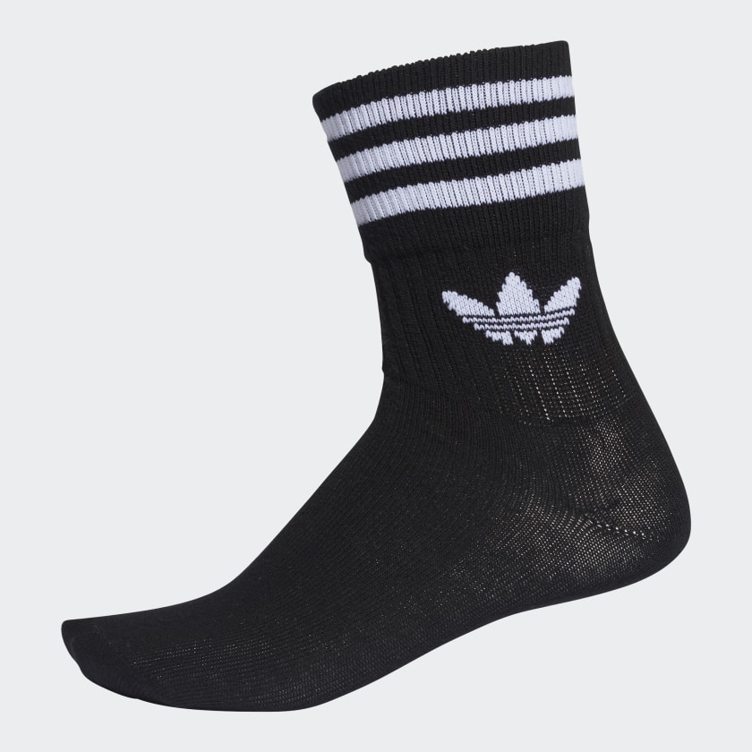 Calze Adidas Mid Cut Crew Socks
