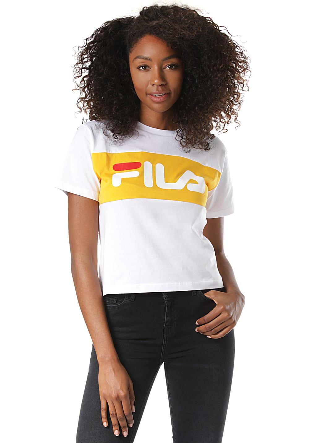T-Shirt Fila Women Allison Tee