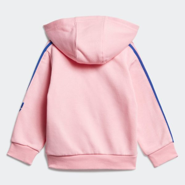 Set Tuta Adidas Adicolor 3D Trefoil Hoodie