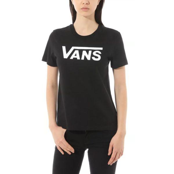T-Shirt Vans Women Flying V Crew Tee