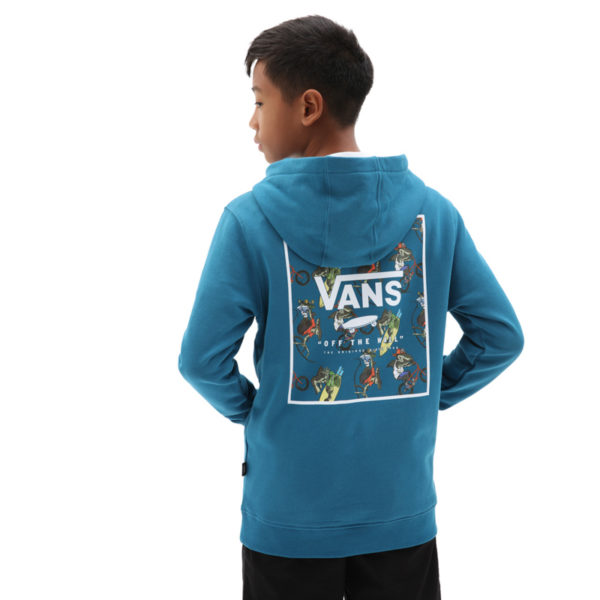 Felpa Vans Boy Print Box Back PO Boys