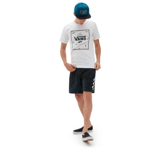 T-shirt Vans Men Classic Print Box