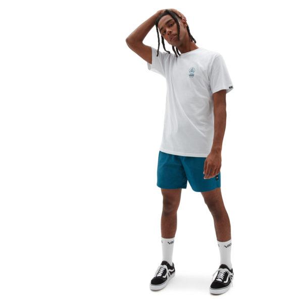 T-shirt Vans Men Three Points SS