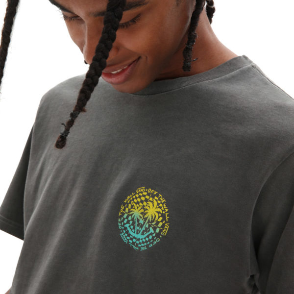T-shirt Vans Men Vintage Checker Palms SS