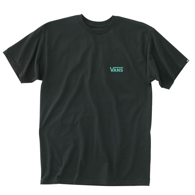 T-shirt Vans Men Left Chest Logo Tee