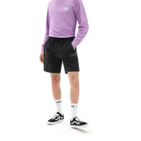 Short Vans Men Easy Wash Fleece Short
