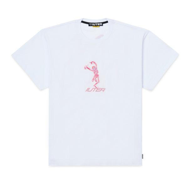 T-shirt Iuter Skeleton Tee