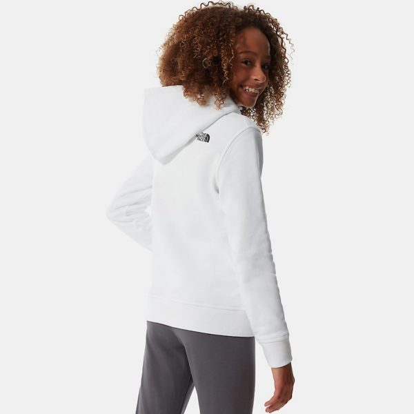 Felpa The North Face Youth New Box Crew PO Hoodie