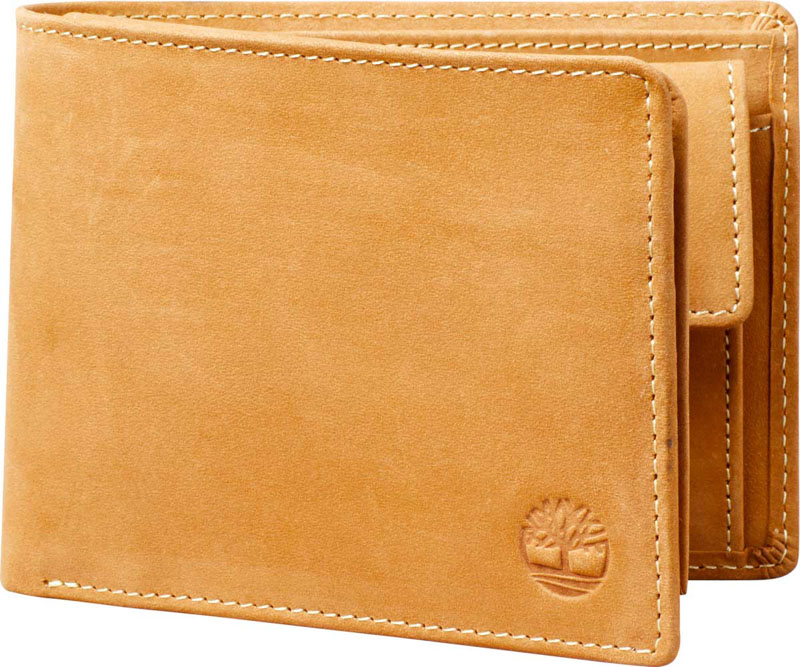 LARGE TRIFOLD WITH COIN POCKET