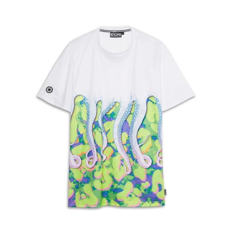 T-shirt Octopus Drank Tee