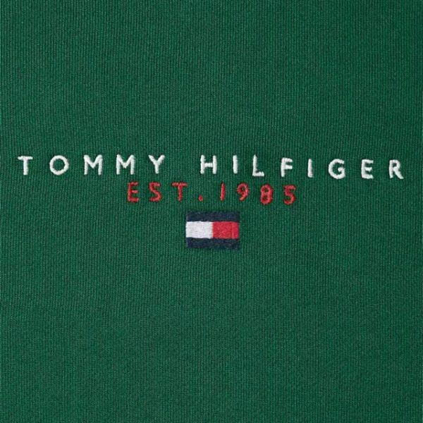 Felpa Tommy Hilfiger Essential Tommy Hood
