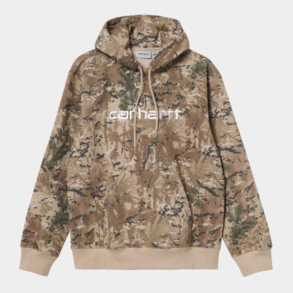 Felpa Carhartt Hooded Sweatshirt