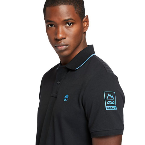 Timberland Brand Carrier Polo