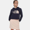 Felpa The North Face Girl Drew Peak Crop Po Hoodie