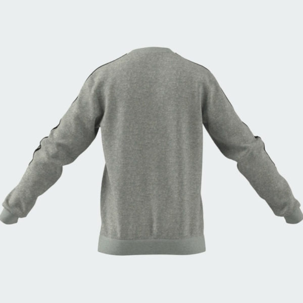 Felpa Adidas Men Cut 3S Sweatshirt