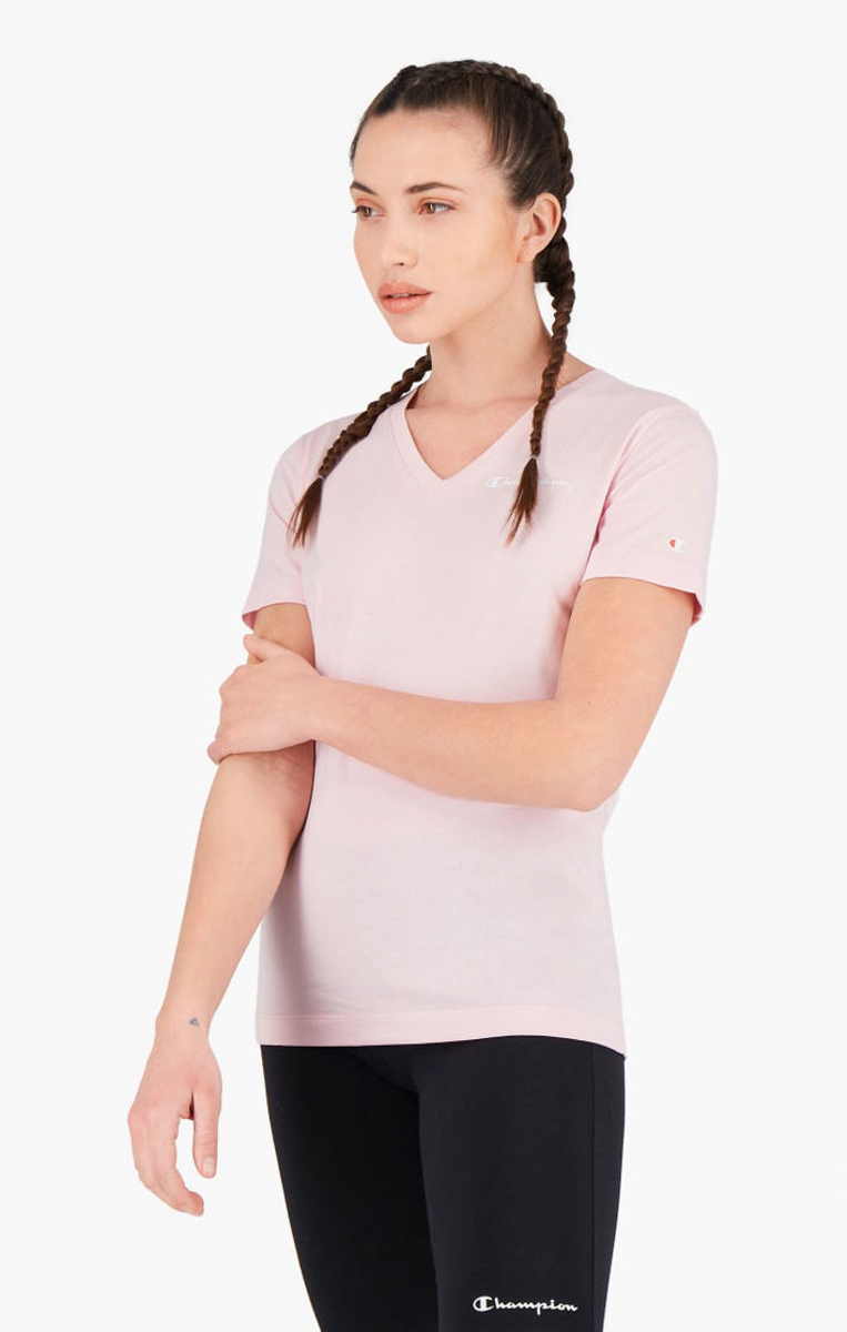 T-shirt Champion V-neck