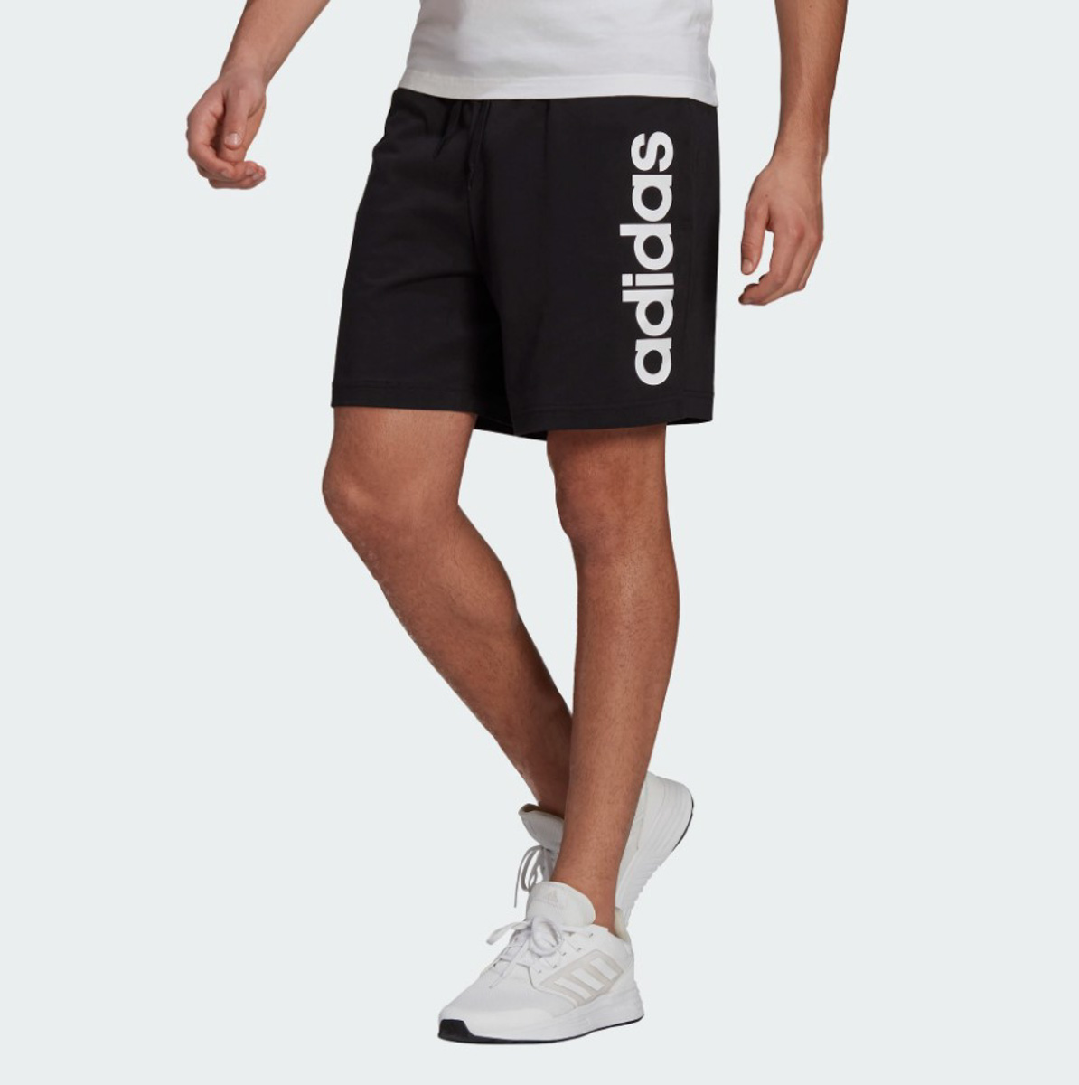Adidas Men Lin Single Jersey Shorts