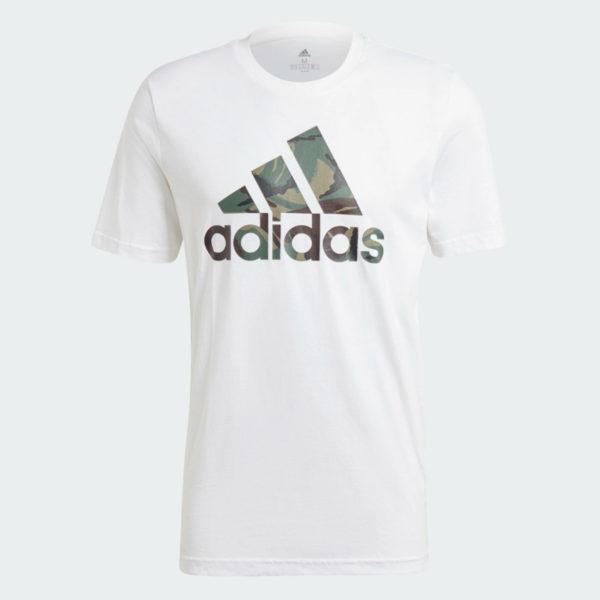 T-shirt Adidas Men Camo Tee